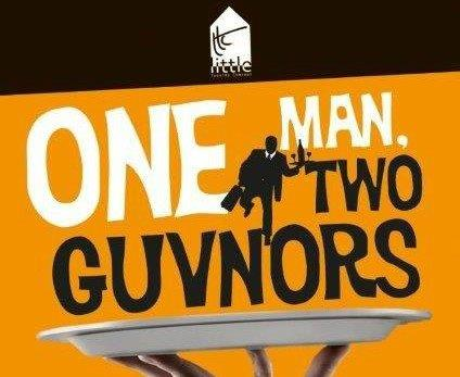 Next production: One Man, Two Guvnors