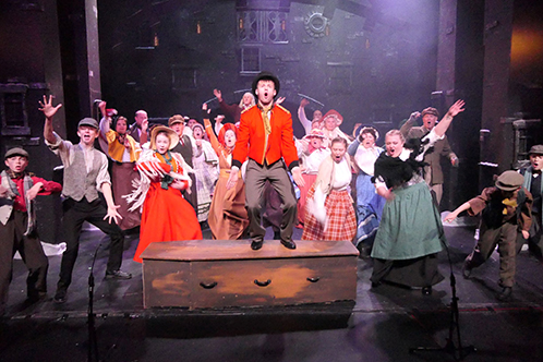 Past production: Scrooge