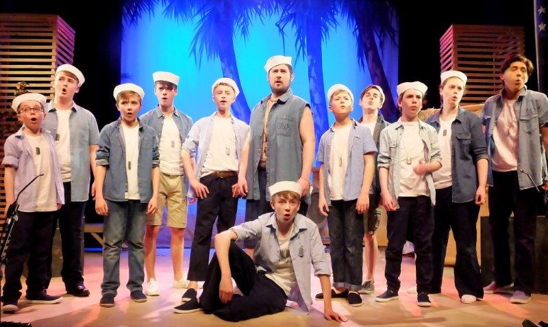 Past production: South Pacific