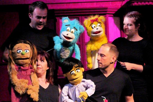 Past production: Avenue Q