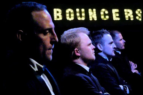 Past production: Bouncers