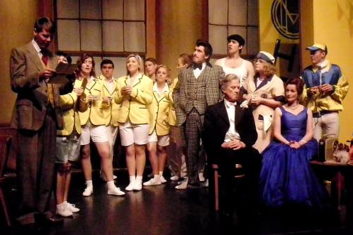 Past production: Hi-De-Hi