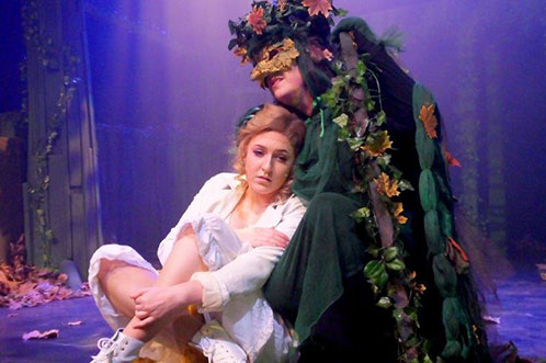 Past production: Into the Woods