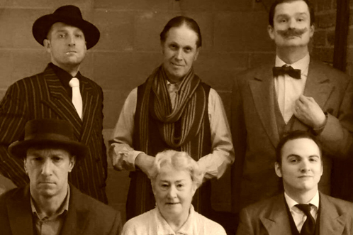 Past production: The Ladykillers