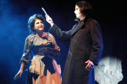 Past production: Sweeney Todd