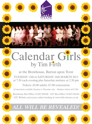 Calendar Girls by Tim Firth
