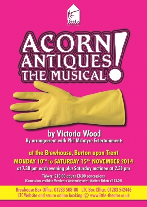 Acorn Antiques The Musical by Victoria Wood