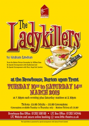 The Ladykillers by Graham Linehan
