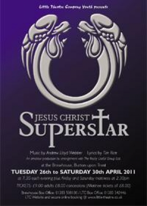 Jesus Christ Superstar by Andrew Lloyd Webber and Tim Rice
