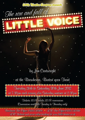 The Rise and Fall of Little Voice by Jim Cartwright