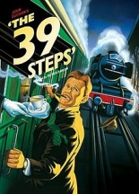 The 39 Steps by Patrick Barlow, John Buchan